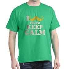 I Mustache You To Carry On T-Shirt