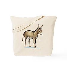 Donkey Animal Tote Bag