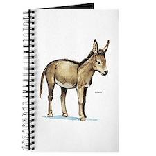 Donkey Animal Journal