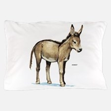 Donkey Animal Pillow Case