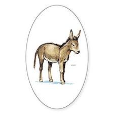 Donkey Animal Decal