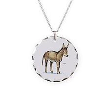 Donkey Animal Necklace