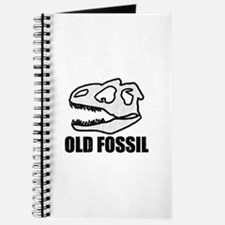 'Old Fossil' Journal