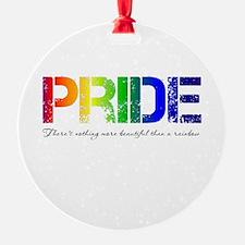 Pride Rainbow Ornament