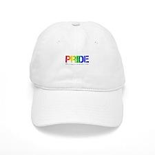 Pride Rainbow Baseball Cap