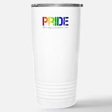 Pride Rainbow Travel Mug