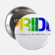"""Pride Rainbow 2.25"""" Button (100 pack)"""