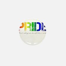 Pride Rainbow Mini Button (10 pack)