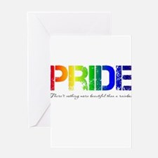 Pride Rainbow Greeting Card