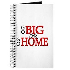 'Go Big' Journal