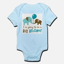 Big Brother to be - Elephant Body Suit