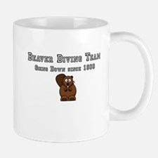 Beaver Diving Team Mug