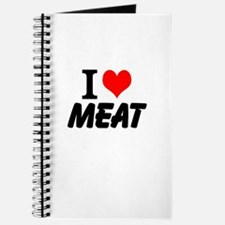 I Love Meat Journal