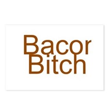 Bacon Bitch Postcards (Package of 8)