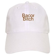 Bacon Bitch Baseball Baseball Baseball Cap