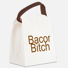 Bacon Bitch Canvas Lunch Bag