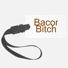 Bacon Bitch Luggage Tag