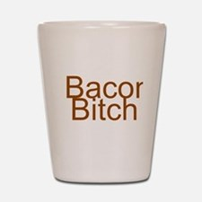 Bacon Bitch Shot Glass