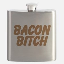 Bacon Bitch Flask