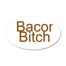 Bacon Bitch Wall Decal