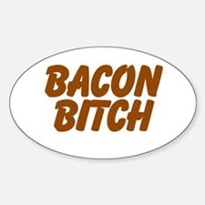 Bacon Bitch Decal