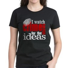 Crime Show Ideas Tee