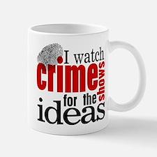 Crime Show Ideas Mug