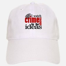 Crime Show Ideas Baseball Baseball Cap