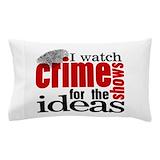 Crime scene investigator Pillow Cases