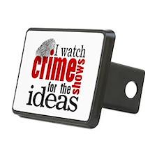 Crime Show Ideas Hitch Cover