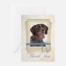 Pointer Thank You Card