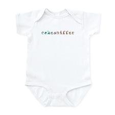 Cakesniffer Infant Bodysuit