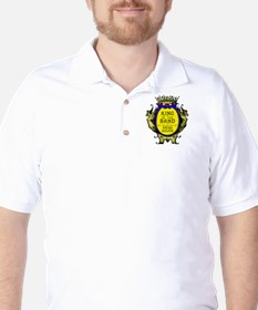 King of the Band Golf Shirt