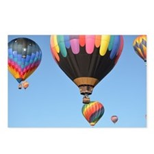 Hot Air Balloon Postcards (Package of 8)