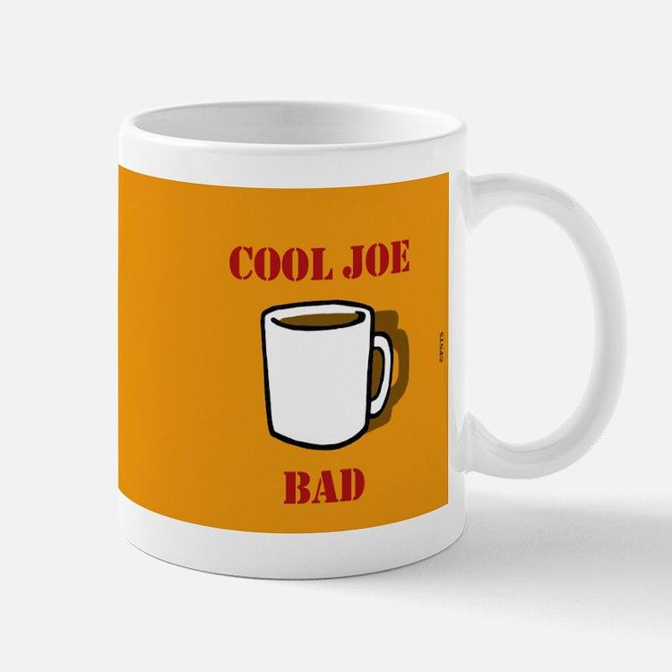 Joe Cool Coffee Mugs Joe Cool Travel Mugs Cafepress