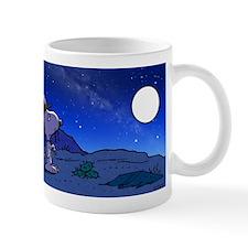 Moon Over Hollywood Mug