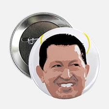 """Chavez Santo Plain 2.25"""" Button"""