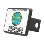 Worlds Greatest Mechanical Engineer Hitch Cover