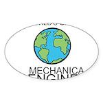 Worlds Greatest Mechanical Engineer Sticker