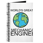 Worlds Greatest Mechanical Engineer Journal