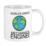Worlds Greatest Mechanical Engineer Mug