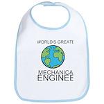 Worlds Greatest Mechanical Engineer Bib