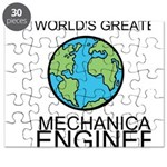 Worlds Greatest Mechanical Engineer Puzzle