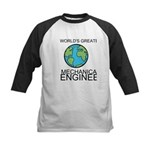 Worlds Greatest Mechanical Engineer Baseball Jerse