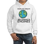 Worlds Greatest Mechanical Engineer Hoodie