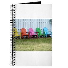 Beach / Adirondack Chairs Journal