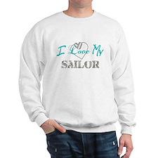 Cute I love my sailor Sweatshirt