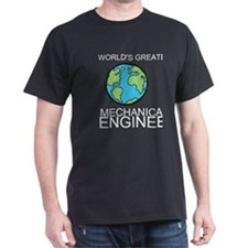Worlds Greatest Mechanical Engineer T-Shirt