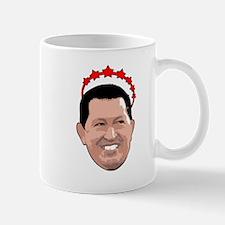Hugo Chavez Red Crown Mug