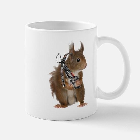 Daryl Squirrel Mugs